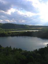 Foto Lago Piccolo e lago Grande di Monticchio