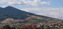 Foto Panorama di Rionero in Vulture